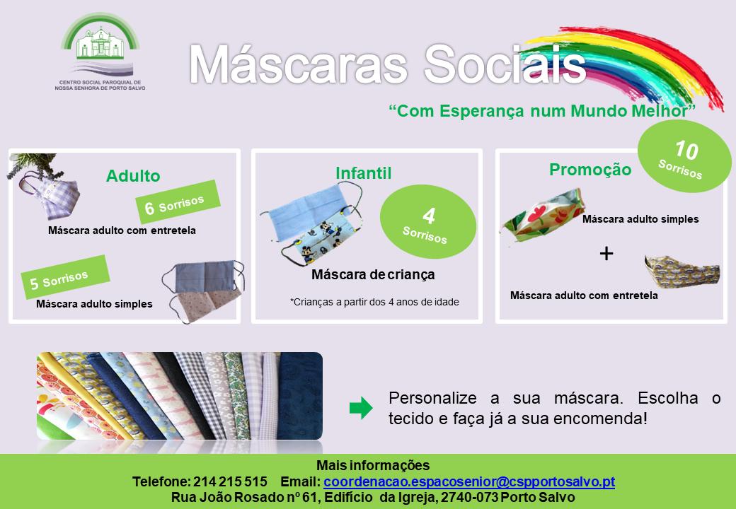 Máscaras Sociais fb